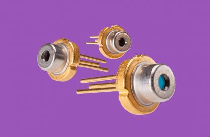 violet laser diode