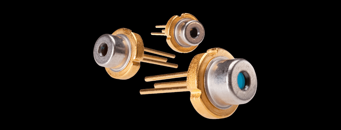 Red and IR laser diodes